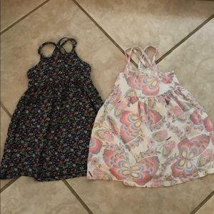 Gap play dresses